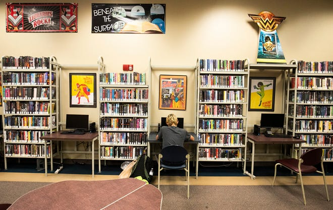 The local library system offers a number of programs and activities for all ages.