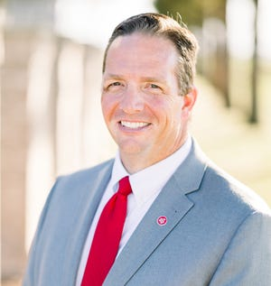 Troy A. Brown, current SJCOE associate superintendent of student programs and services, will take over as county schools superintendent.