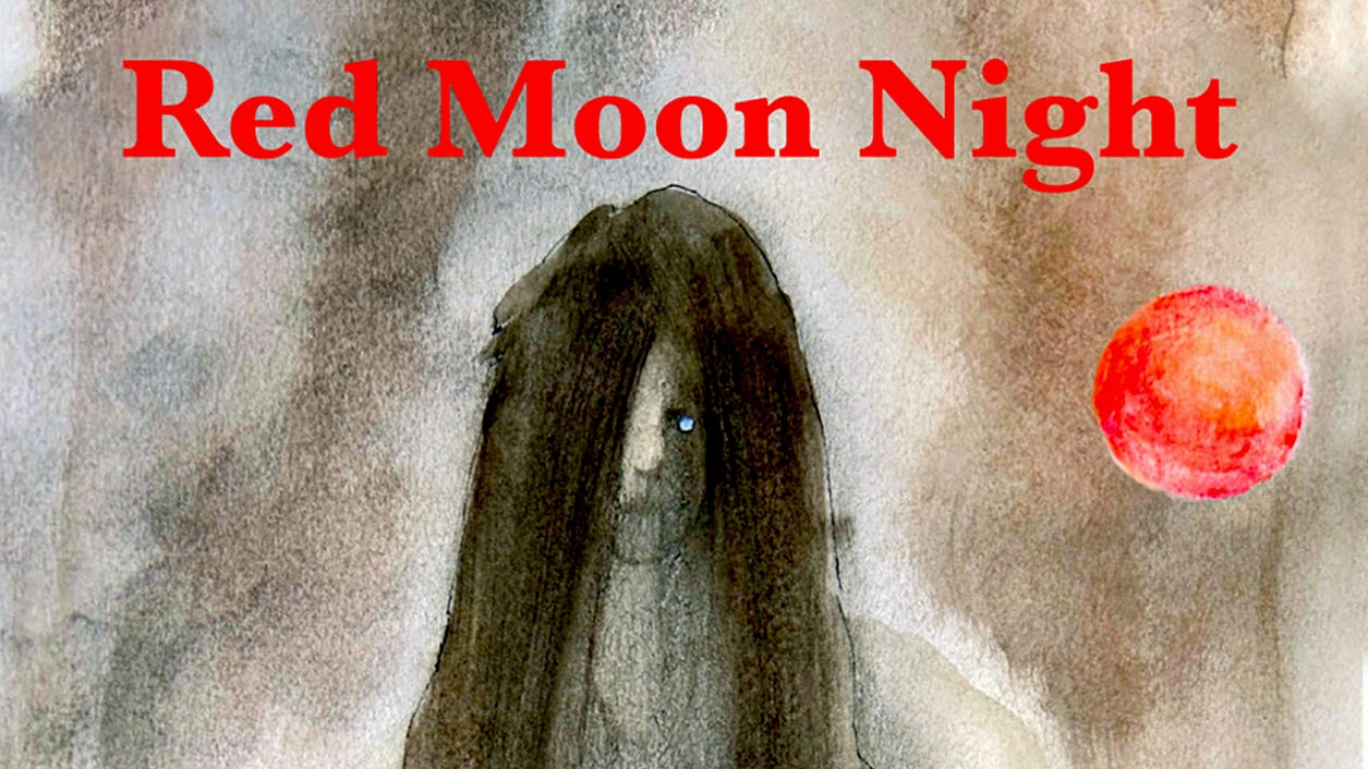 La Llorna is the focus of Red Moon Night penned by former Puebloan