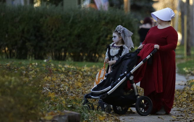 Appleton is promoting precautions for trick-or-treating this year. Participants are asked to wear face masks, social distance and use hand sanitizer frequently.