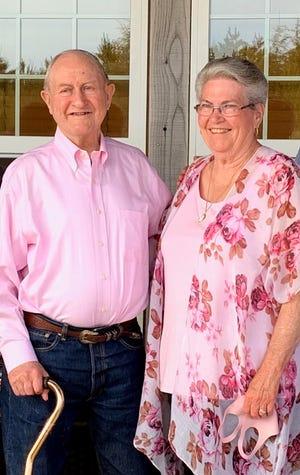 Bob and Sandra Johns