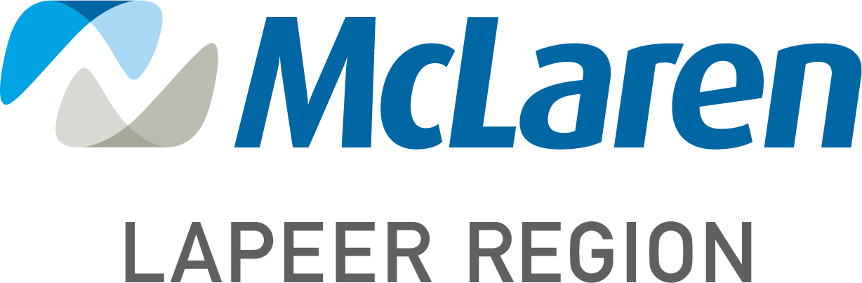 McLaren Lapeer Region Logo
