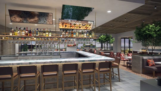 "The rooftop concept at the AC Hotel at the Camperdown development, Juniper, will offer a variety of experiences, including an ""urban gin bar"" with a portfolio of 20-30 varieties of gin."