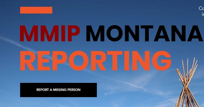 A new missing Indigenous persons website launched Thursday.