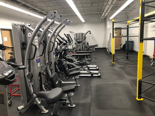 Stuart Academy and Frost Academy were given a brand new, state-of-the-art fitness center for demonstrating new and innovative ways of promoting student physical activity and wellness.