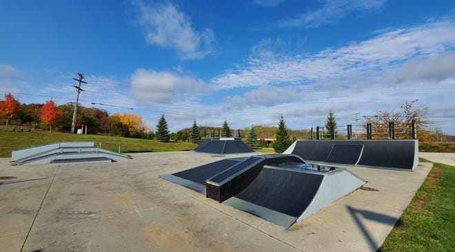 Repairs at the Delafield Skatepark have been completed.