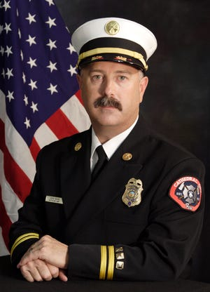 John Muhr was named the new fire chief of Cathedral City, officials announced on Oct. 21, 2020.