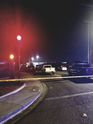 A Phoenix police officer shot an armed man after a pursuit early Thursday, Oct. 22, 2020, near 35th Avenue and Washington Street, officials said.