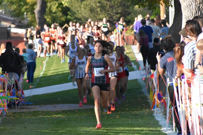 Hurricane's Caila Odekirk has won two straight UHSAA 4A state titles, and has her sights on doing it even better next year.