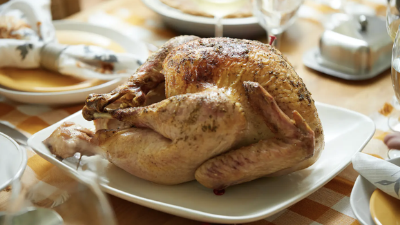 Have your turkey plan ready early.