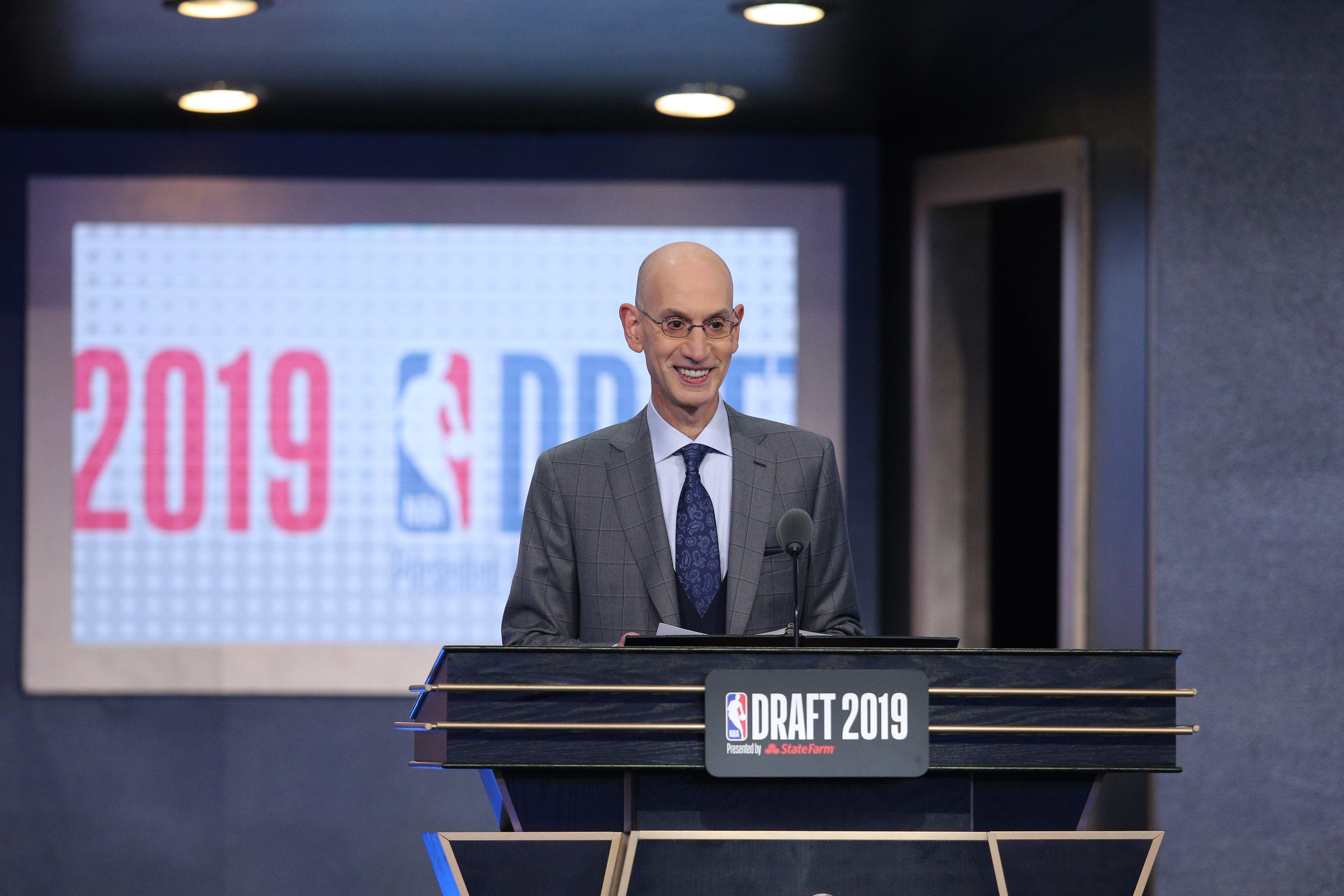 2020 NBA Draft will be conducted virtually from ESPN headquarters