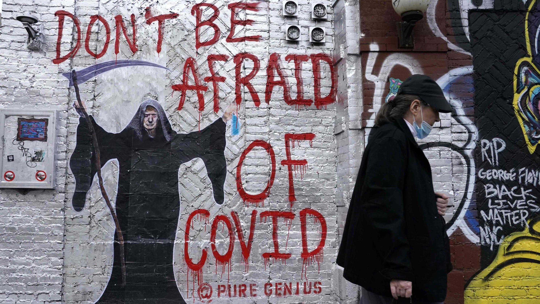 COVID-19 herd immunity strategy fits Donald Trump's failures in coronavirus war