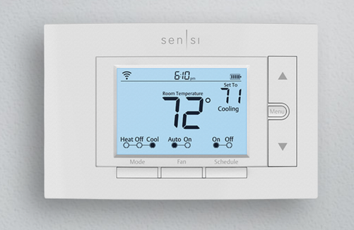 This smart thermostat is a great way to maintain a great climate around your home.