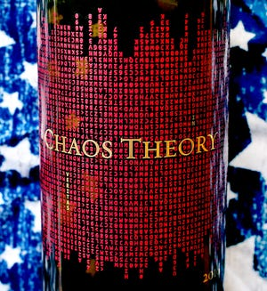 Chaos Theory red blend from Brown Estate Vineyards.