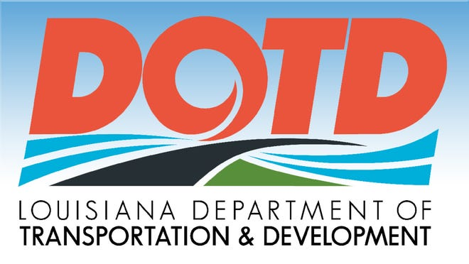 The Louisiana Department of Transportation and Development (DOTD) announced debris pickup for Interstate 10 in Ascension Parish.