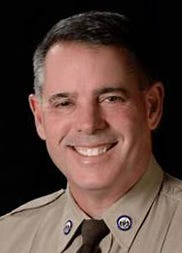 Boone County Sheriff Dwayne Carey. [hand out photo]