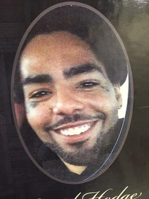David Hodge, 35, was shot and killed on Oct. 27, 2016 in his West Side home. His homicide remains unsolved.