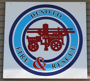 The DeSoto Fire Department was awarded a $5,000 Bock Family Foundation grant to use towards the purchase of a new grass truck.