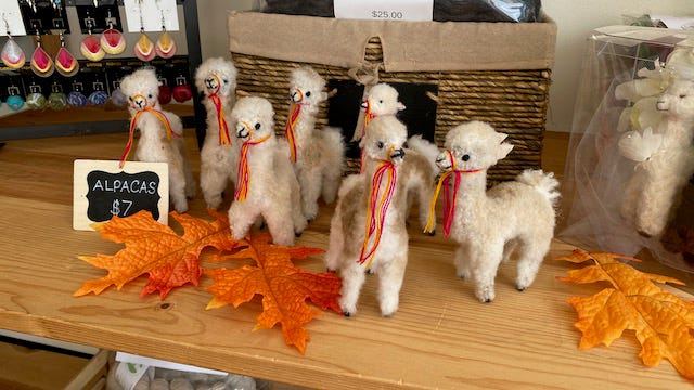 Shop Alpaca and Things offers unique gift ideas.