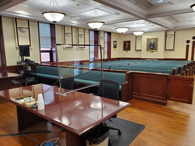 Onslow County Superior Court was recently approved to being jury trials since the start of the COVID-19 pandemic. Judge Charles H. Henry submitted the plan to the state a month ago and will begin their first trial on Nov. 9.