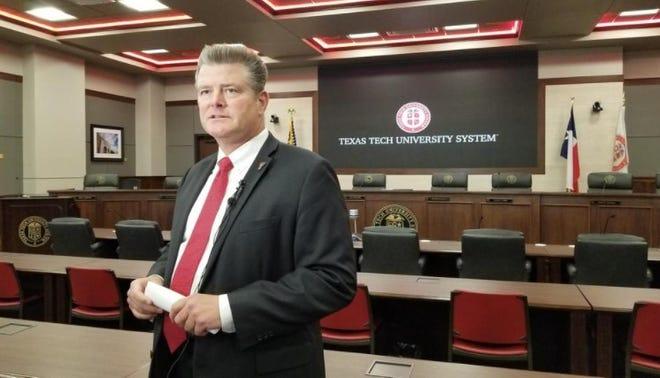 Chancellor Tedd Mitchell