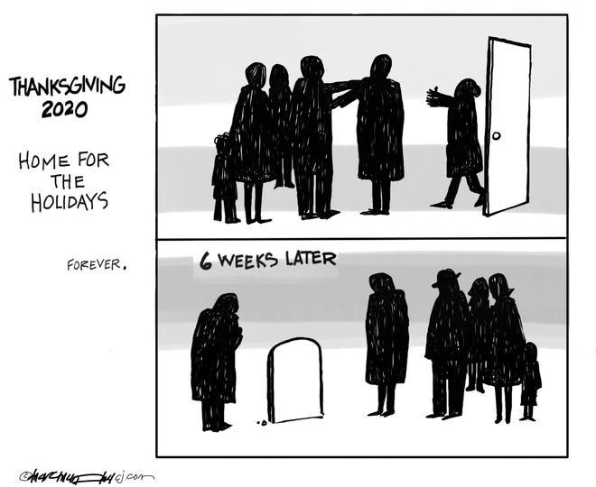 A cartoon by Marc Murphy