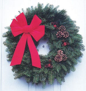 Wreaths will be sold by Monarch, an auxiliary of Girls Inc. of Oak Ridge.