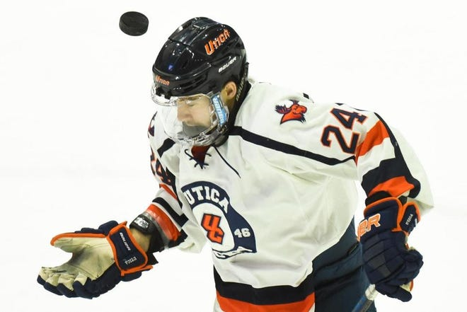 Utica College is hopeful that its hockey teams could begin playing games after the Thanksgiving break, according to Athletic Director Dave Fontaine. The season has been delayed from its usual October start because of coronavirus concerns.