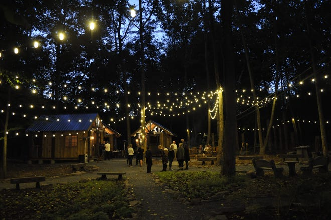 Halloween Storytelling Dinners will be held on Oct. 30 and 31 in Grant's Woods at Settlers Inn, Hawley.