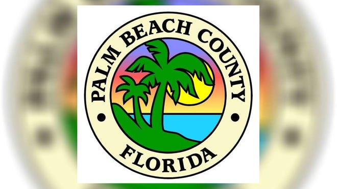 Palm Beach County government's official logo (supplied)