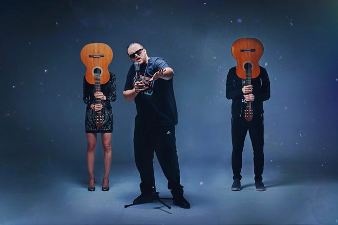 """Sarasota hip-hop artist Ryanito is set to release his new album, """"B.L.I.N.D.,"""" on Monday. The album is produced by Tough Sale, who also perform as classical guitar duo CARisMA."""