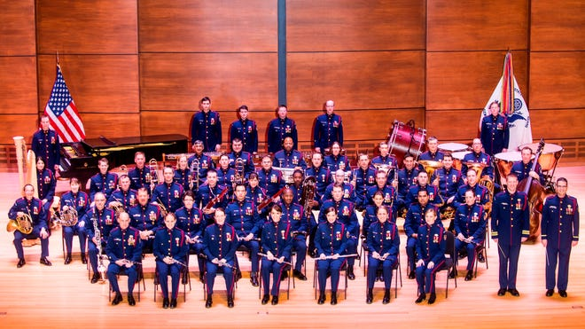 The U.S. Coast Guard Band will perform at 7 p.m. Dec. 13 in a virtual concert streamed live.