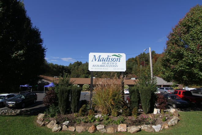 A coronavirus outbreak at Madison Health & Rehabilitation has infected 32 residents and five staff as of Oct. 22.