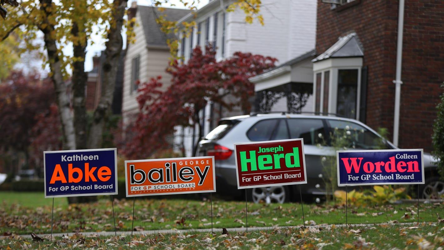 Grosse Pointe schools election squabble has a new twist: An ethics complaint