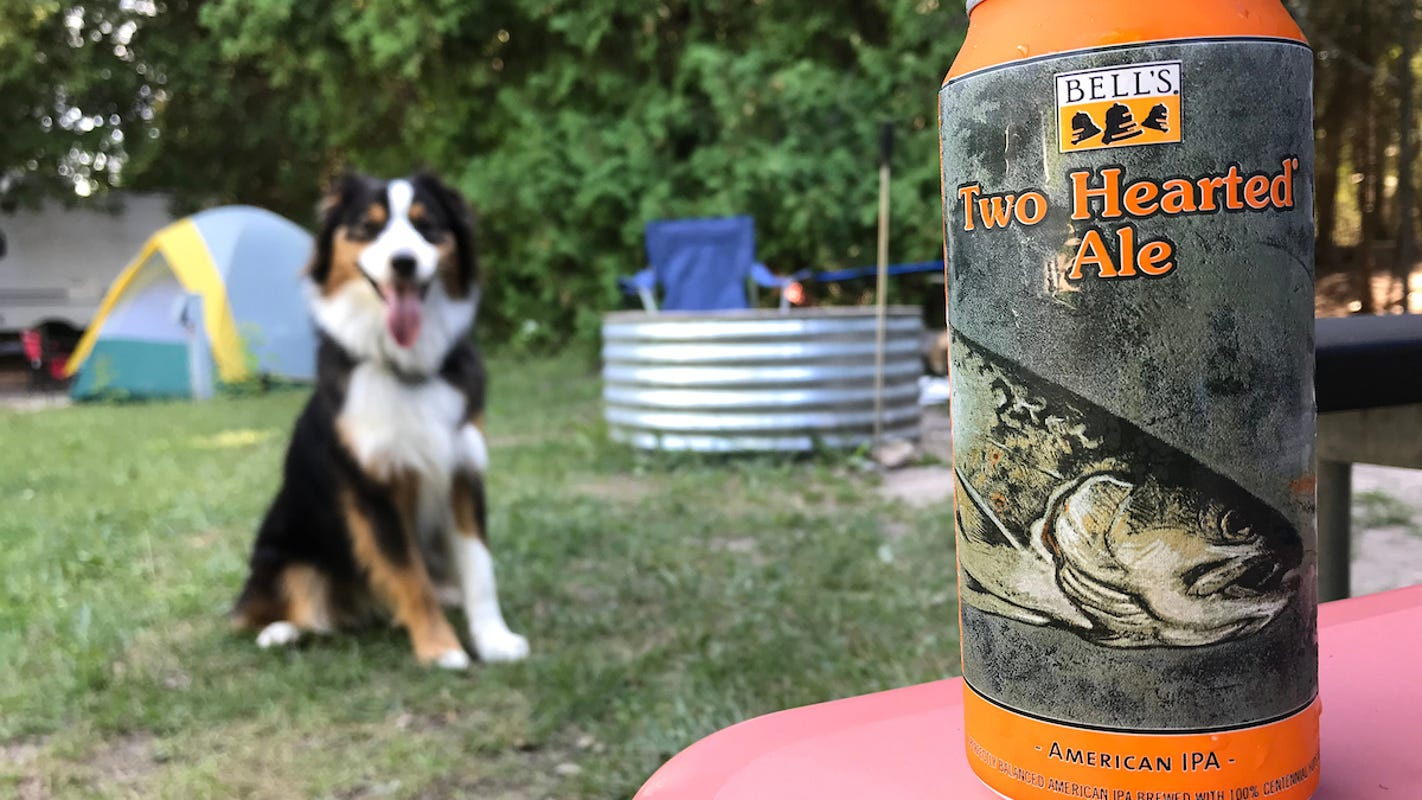 Bell's Two Hearted Ale once again named best beer in America