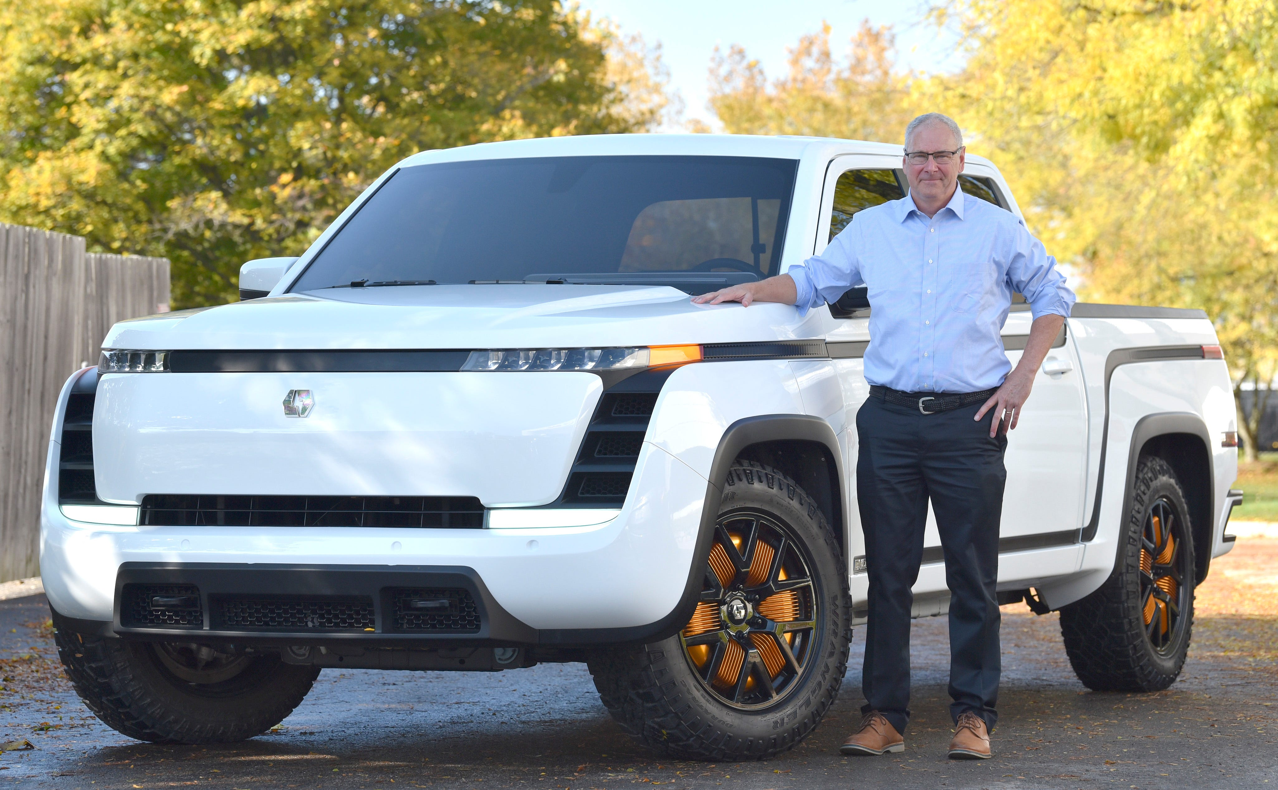 Lordstown Motors Pushes Forward With Endurance Truck