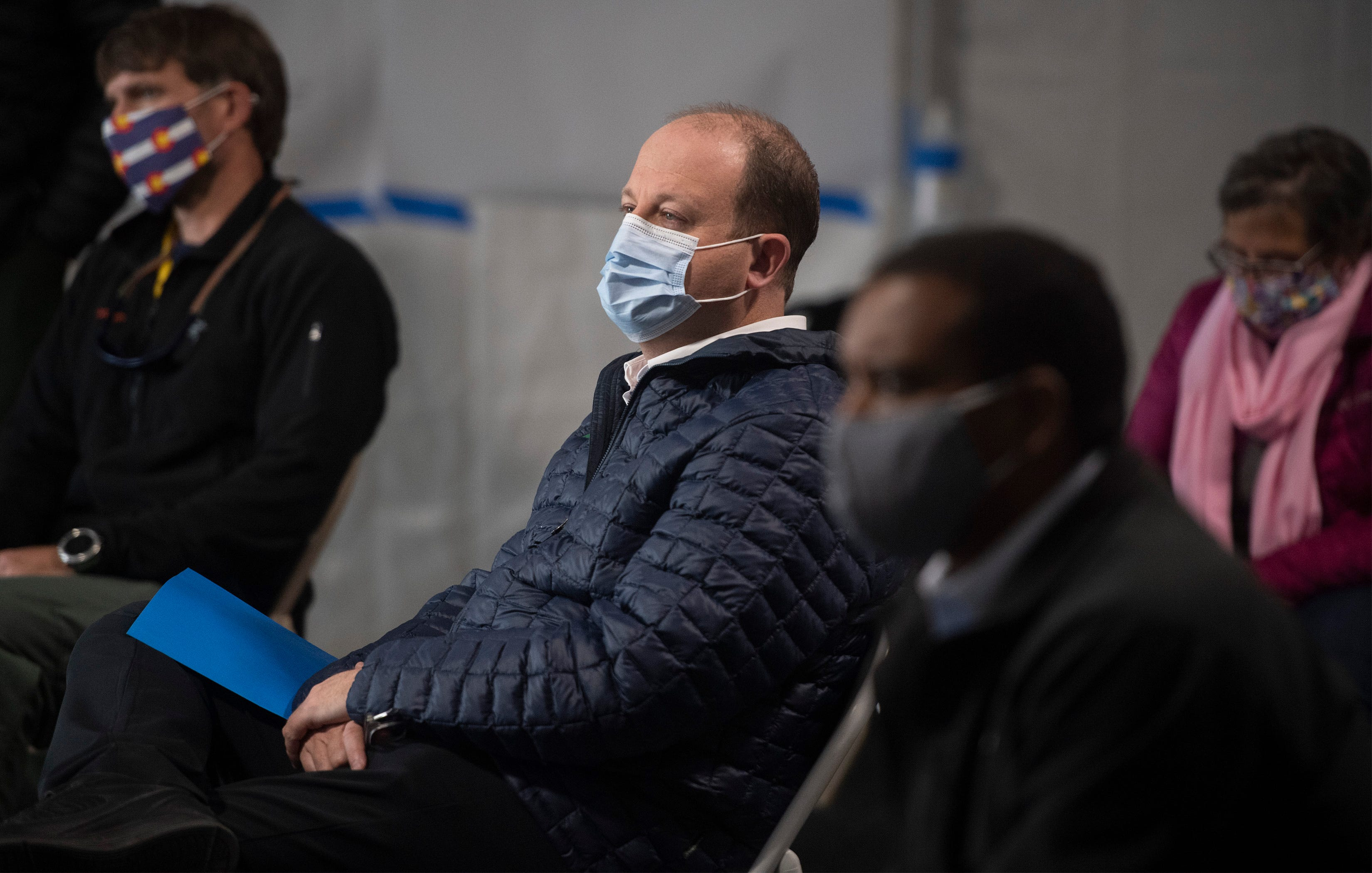 Colorado Gov. Jared Polis tests positive for COVID-19
