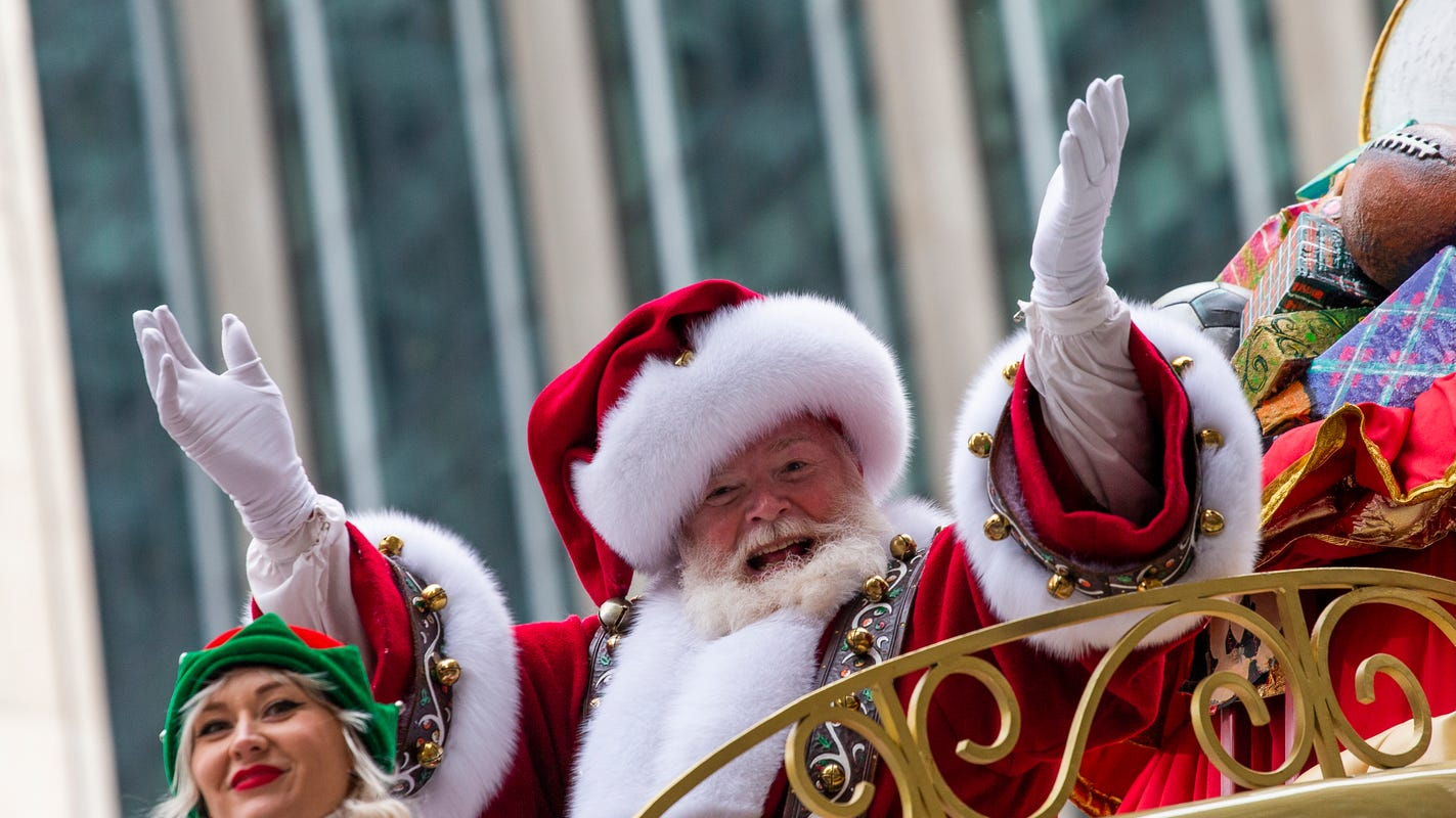 Christmas without Santa Claus? He won't be at NYC Macy's for first time in almost 160 years