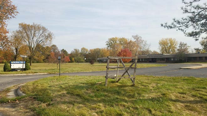 The former Fair Haven Elementary School, 8361 Broadbridge Road, in Ira Township pictured in October 2020. The property was sold to All-Ways Care Services in late 2015. The agency still owns the property.