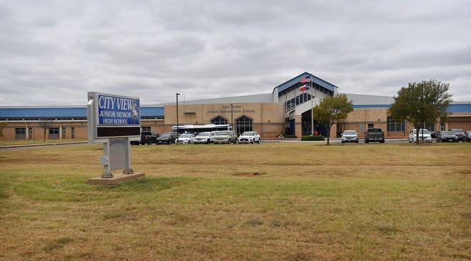 City View Junior/Senior High School. October 2020.