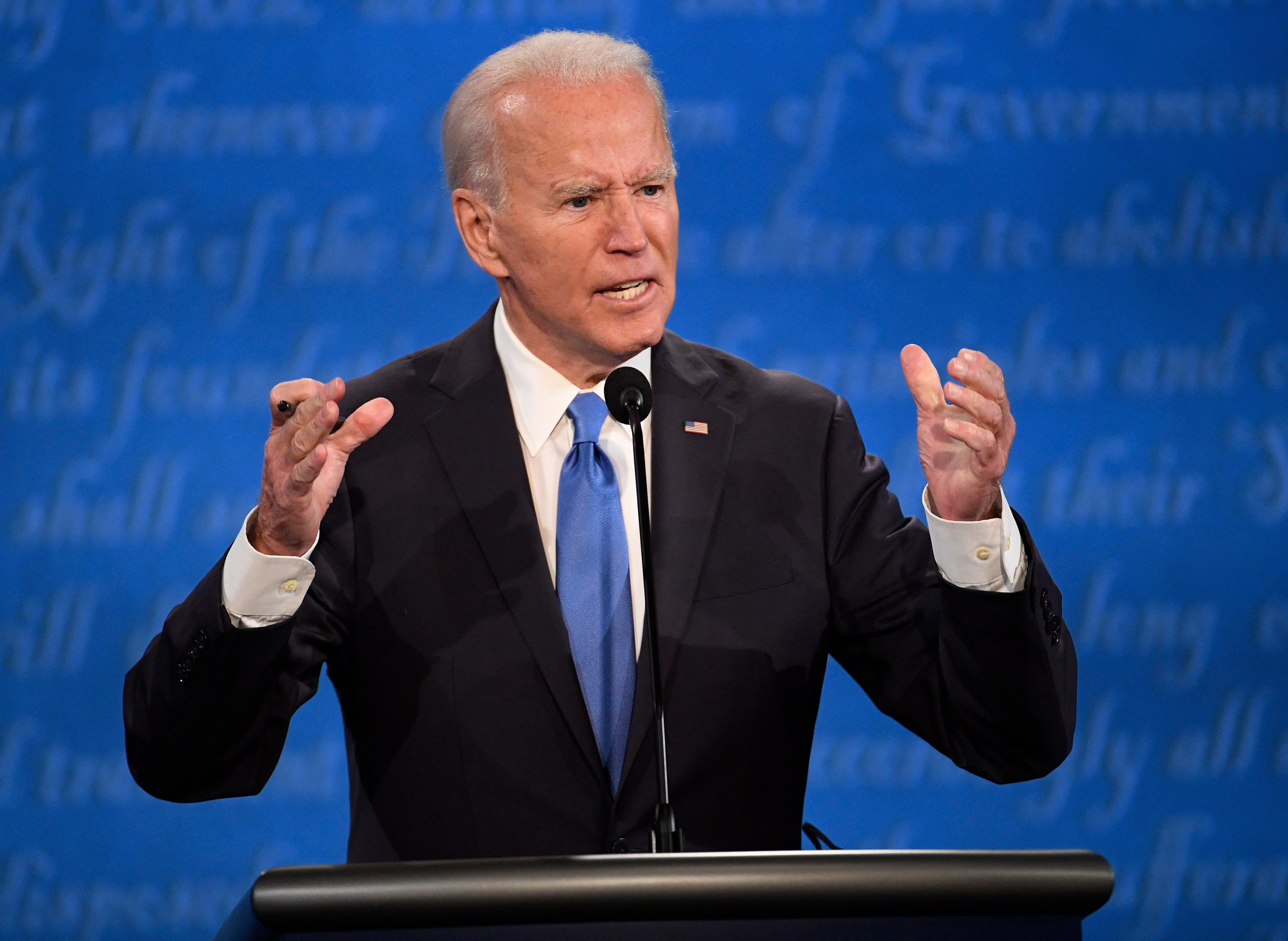 Debate: Biden says he d create  Bidencare  if Supreme Court strikes down Affordable Care Act