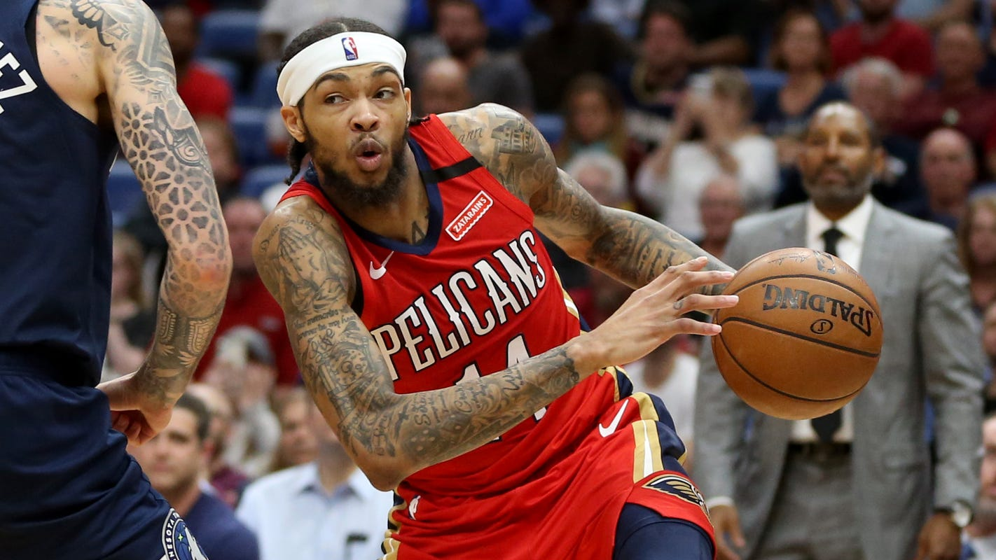 NBA free agency: Brandon Ingram agrees to five-year, $158 million deal with Pelicans