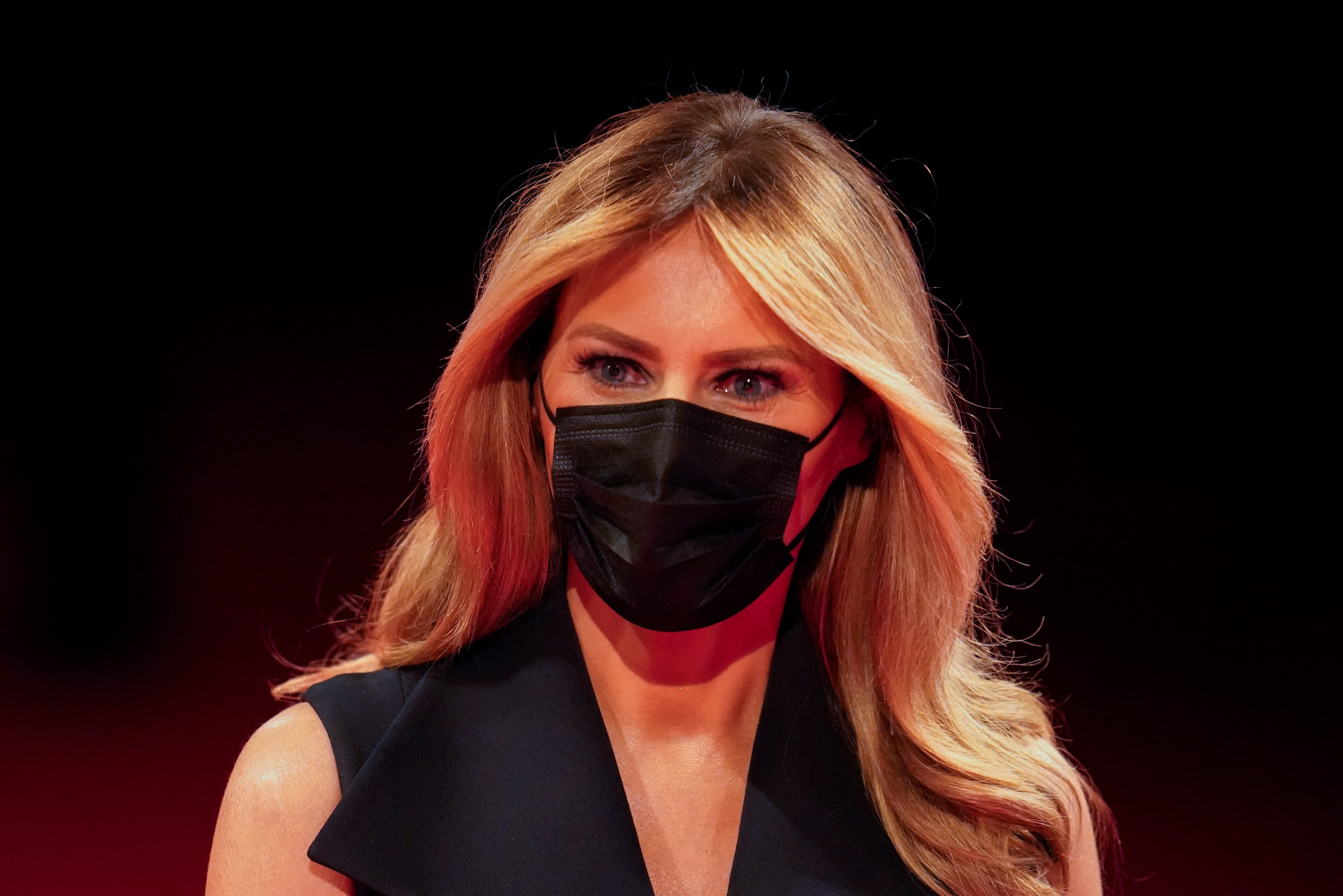 Melania Trump announces White House Halloween with face masks required for all over age 2