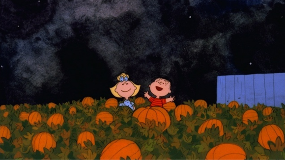 It's the Great Pumpkin Charlie Brown streams on Apple TV+ this year.