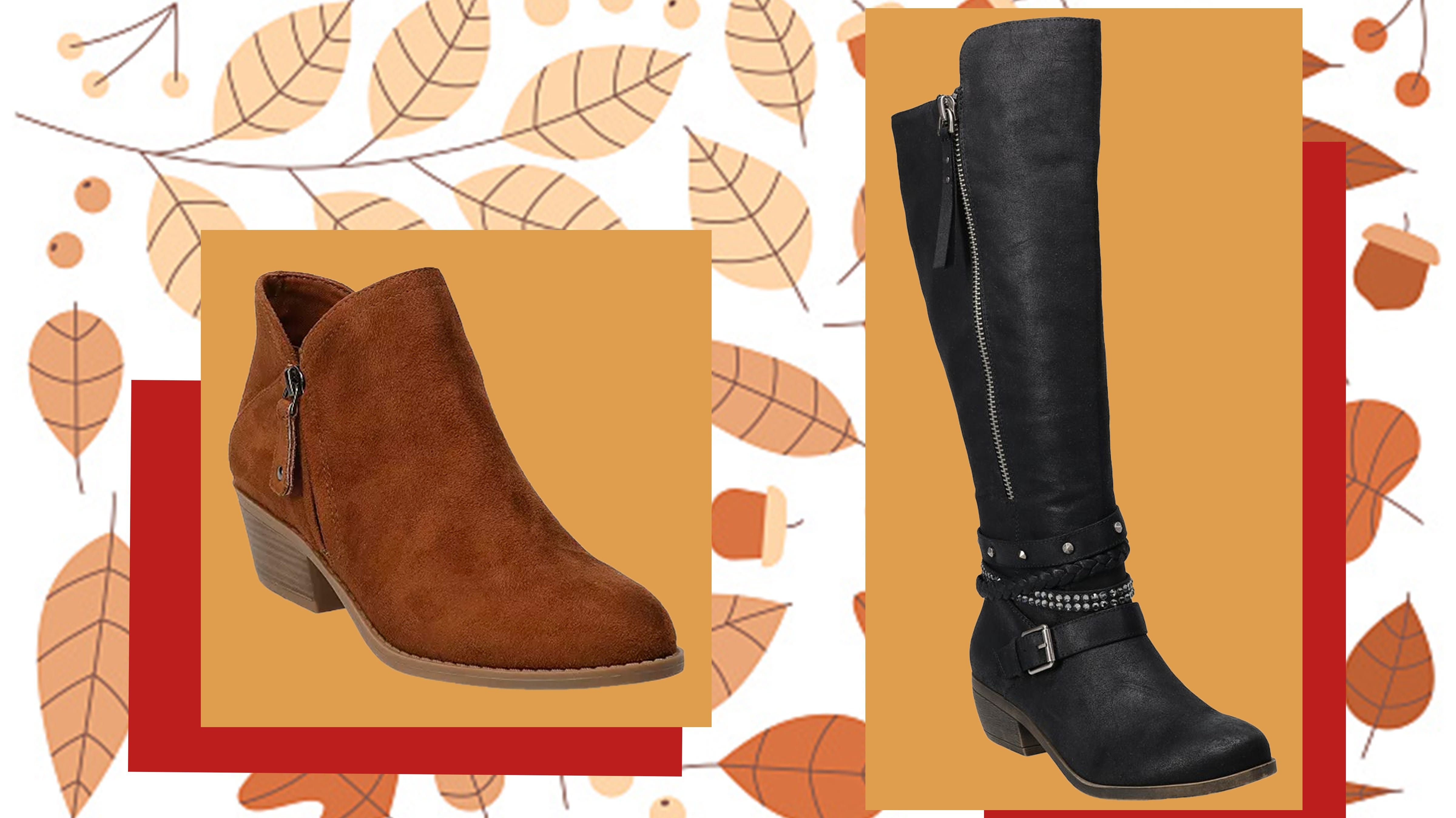 Shop women's boots on sale for $20 this