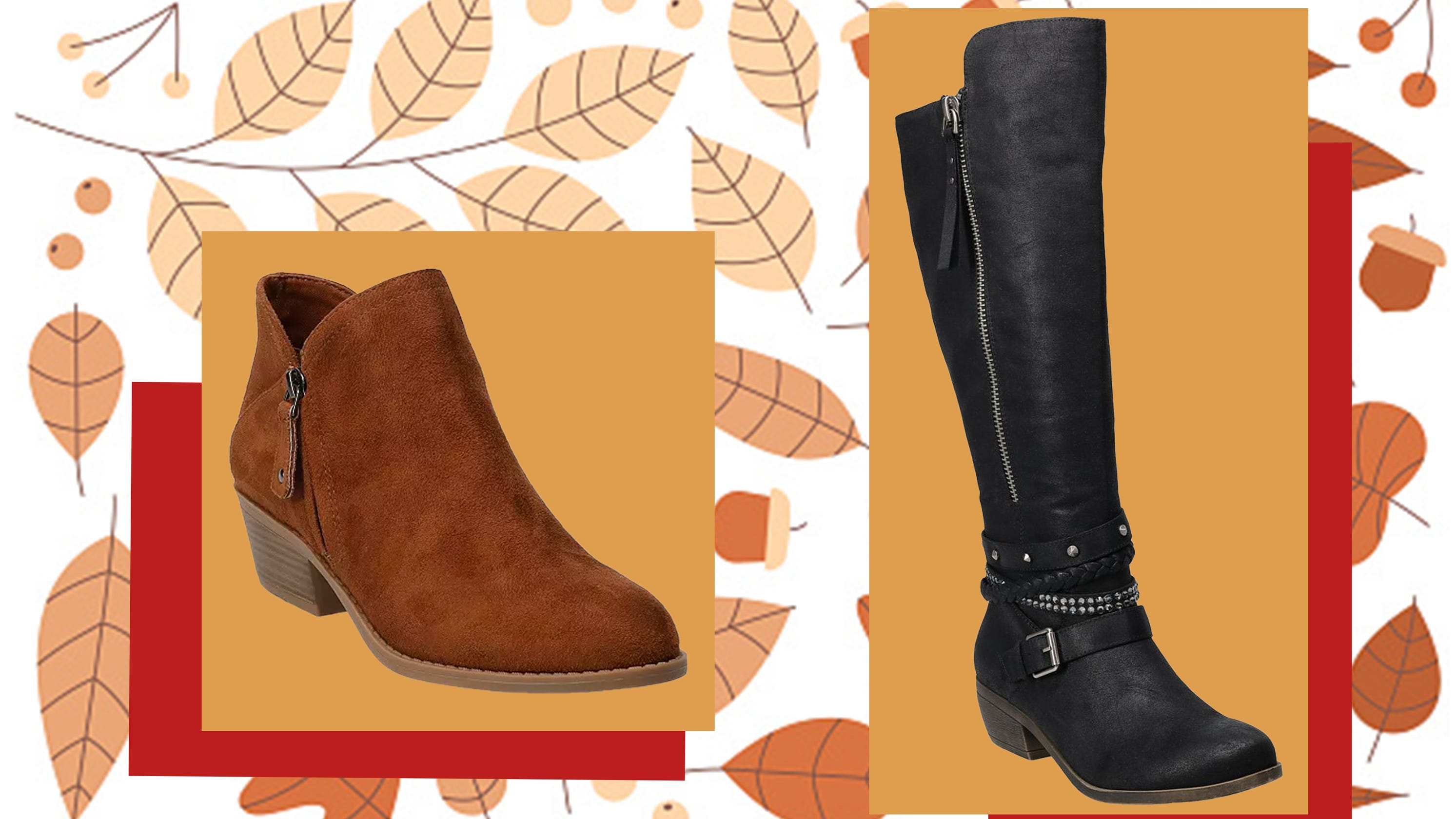 You can get women's fall boots for $20 this weekend at Kohl's