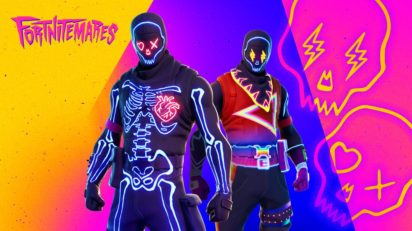 'Fortnitemares': What you need to know about 'Fortnite' Halloween event