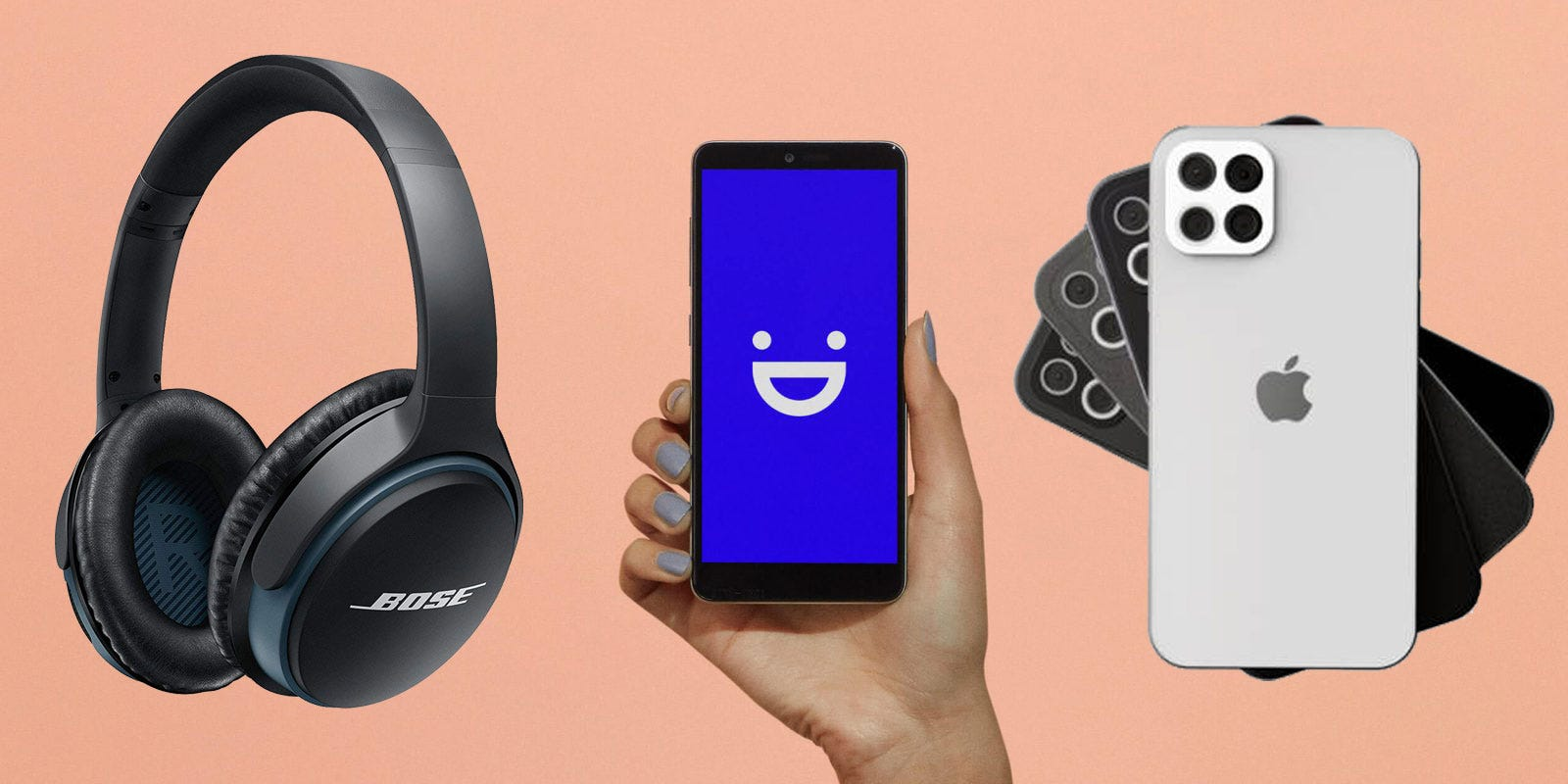 You can get a free pair of Bose headphones when you purchase the new iPhone 12