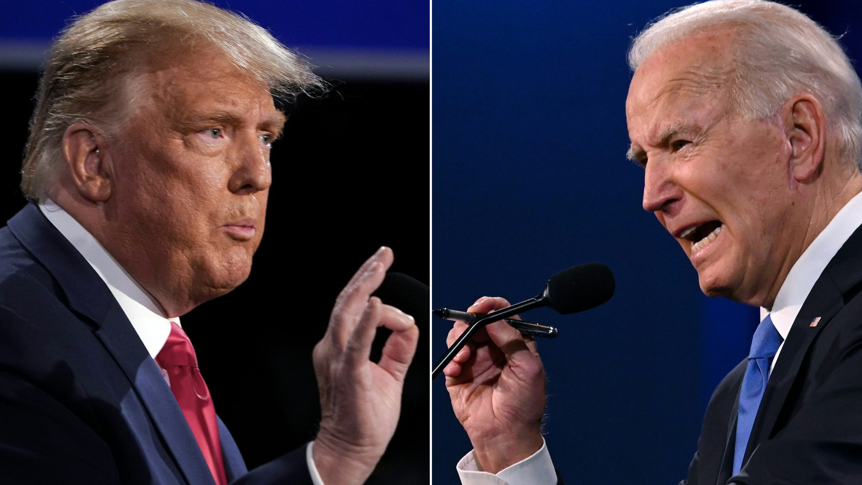 Why the Biden and Trump campaigns both claim they won the final 2020 presidential debate – USA TODAY
