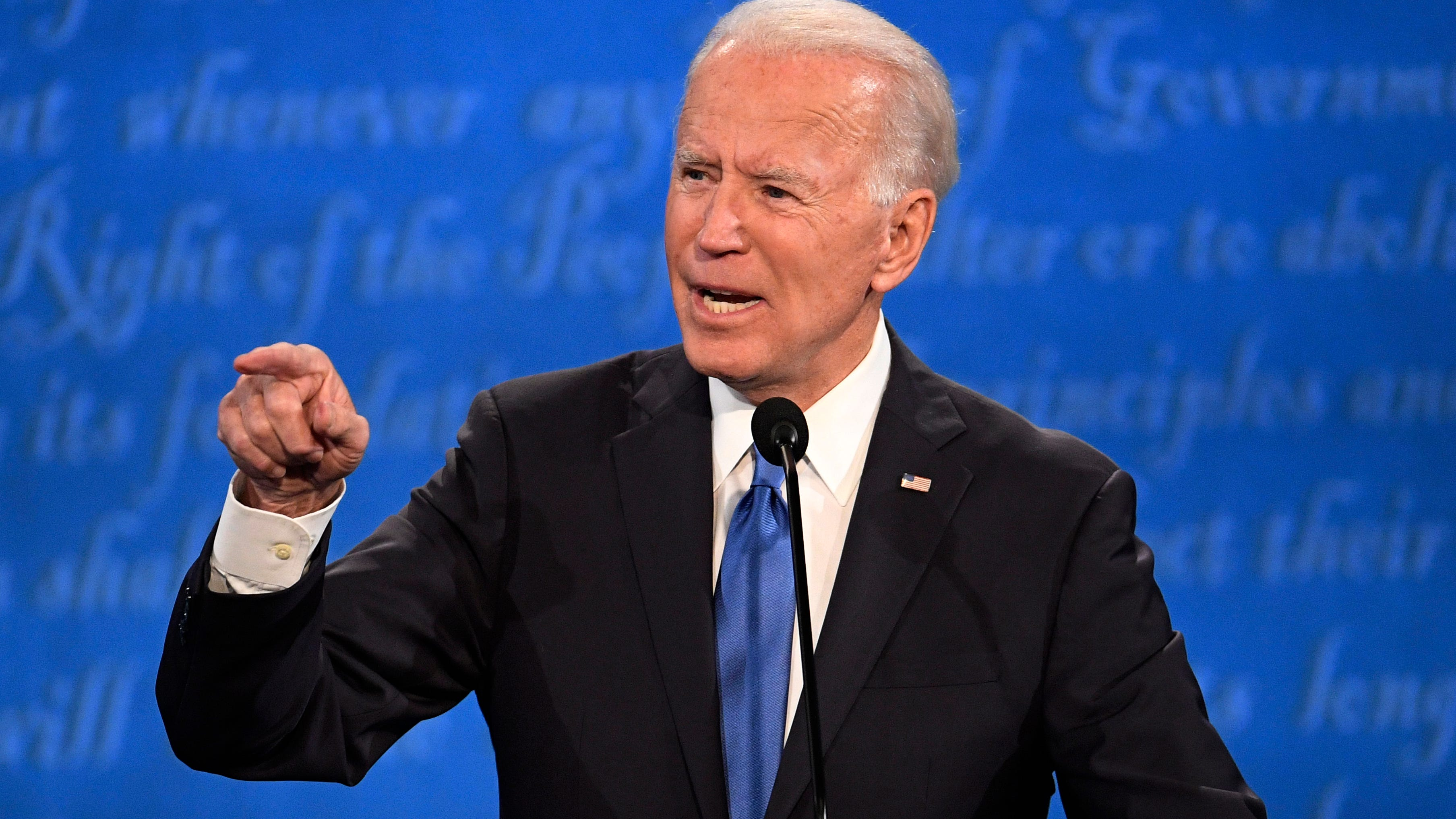 Joe Biden supported by former U.S. attorneys appointed by Bush, Reagan